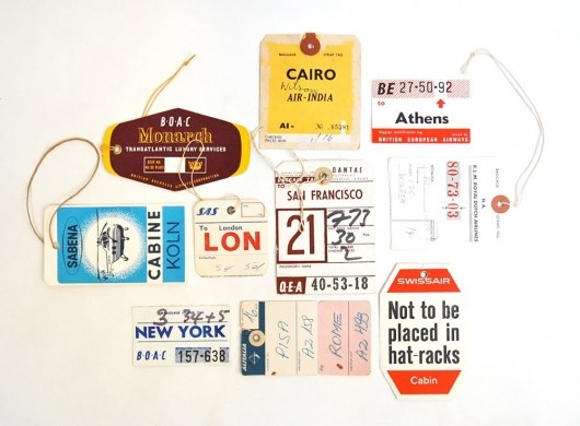Designspiration — WANKEN - The Blog of Shelby White » Vintage Airline Tags