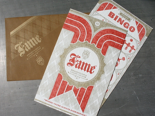Designspiration — Graphic-ExchanGE - a selection of graphic projects - Reno Orange