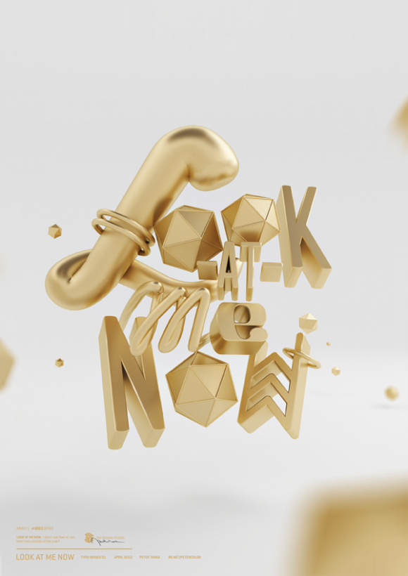 Creative Typography Inspirations