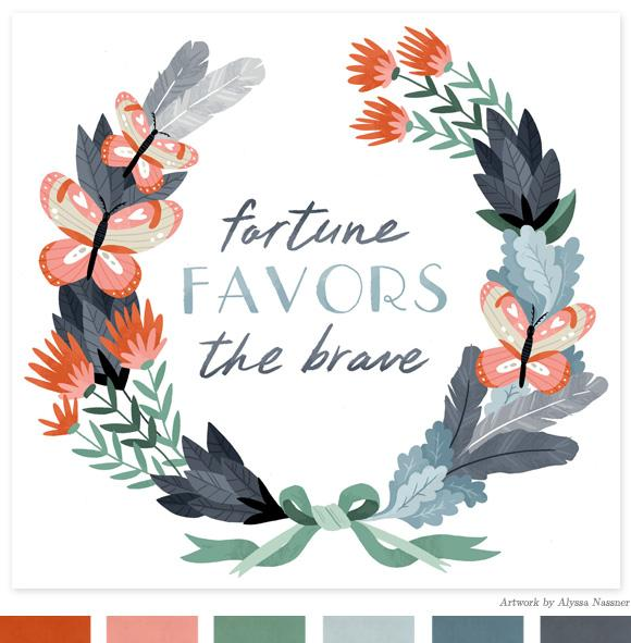 Color Inspiration Daily: 01. 27. 12 - Home - Creature Comforts - daily inspiration, style, diy projects + freebies