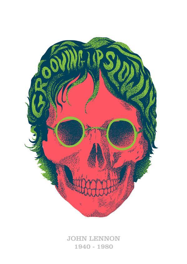 Dead Like Disco on Illustration Served
