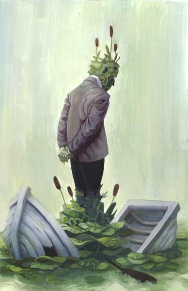 11 x 17 Fine Art Print Male Lotus Eater by PrintsByLaura on Etsy