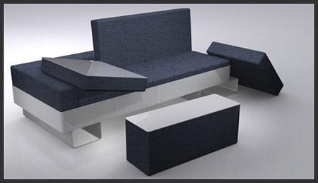 (2007) Flip Modular Sofa System | Mark Visbeek Blog