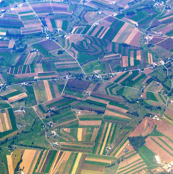 100 Incredible Views Out Of Airplane Windows