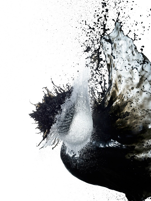 TomJohnson at Computerlove - Liquid Sculptures | Shinichi Maruyama