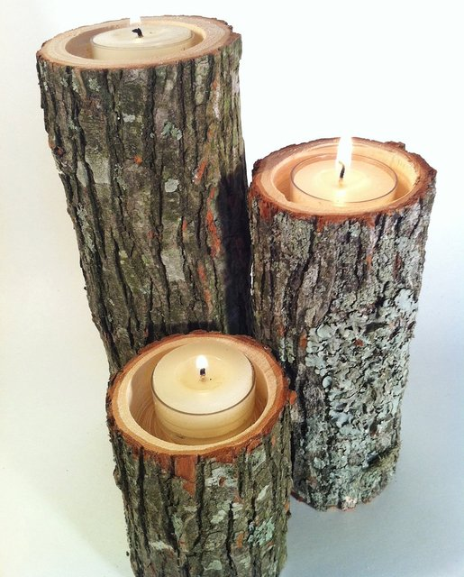 Fancy - Tree Branch Candle Holders