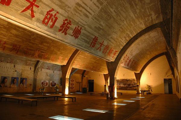权力榜终身成就奖:北京798艺术区