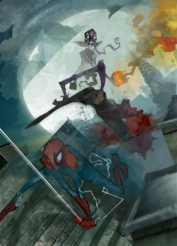 The Amazing Spider-Man by ~dnz85
