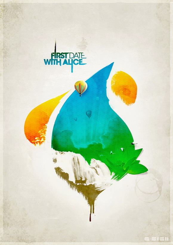 Inspiration 038 Â« Tutorialstorage | Photoshop tutorials and Graphic Design
