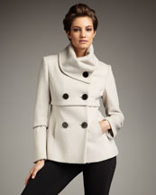 Luxury Fabrics - Coat Shop - Womens - Neiman Marcus