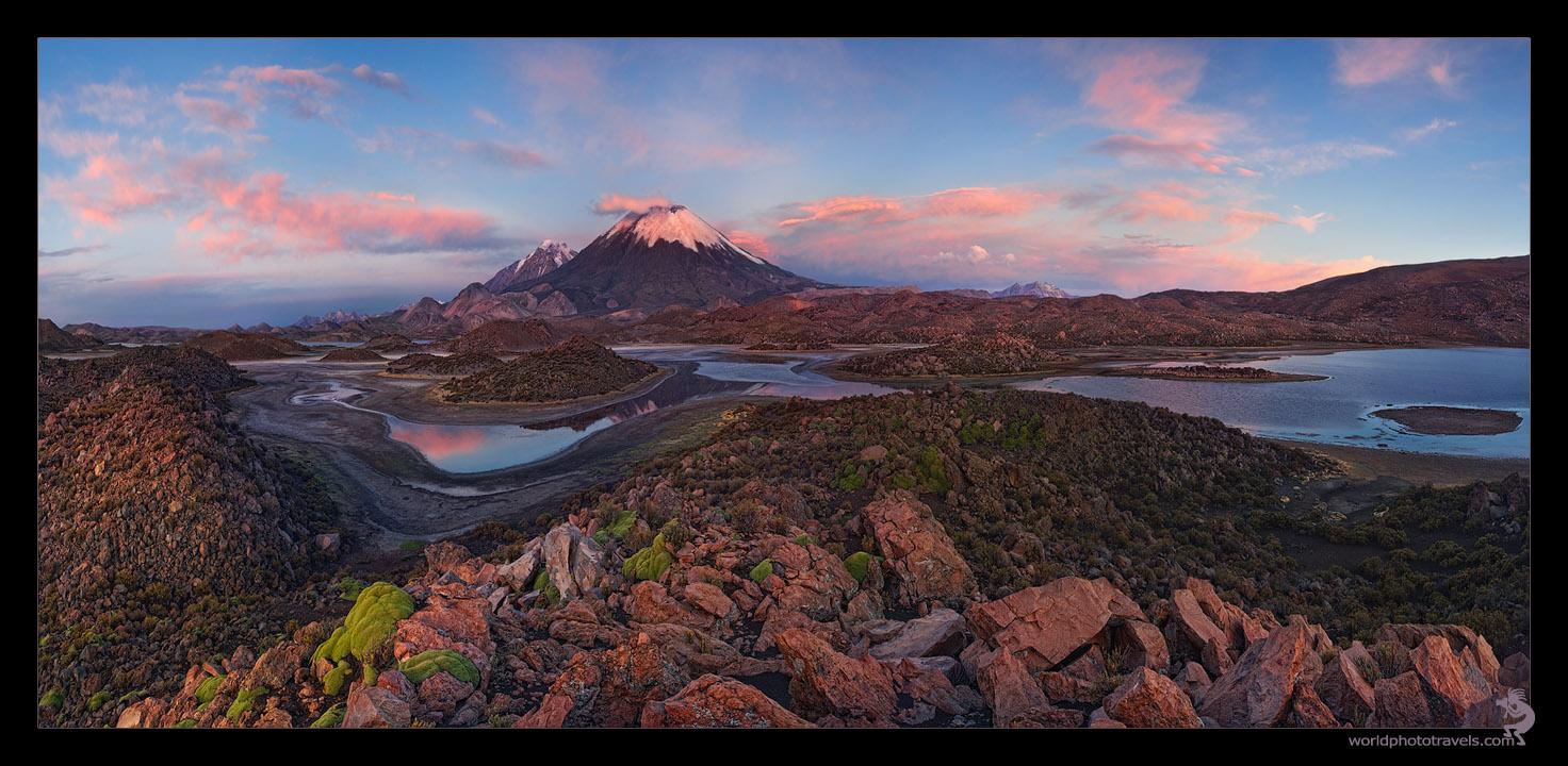 Вулканический Закат - Раздел пейзаж - Фотографии на Фото.Сайте - Photosight.ru