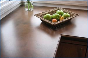 Concrete Countertops - Rockaway, NJ - Photo Gallery - The Concrete Network
