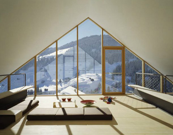 Modern House Designs - Mountain Homes | Trendir