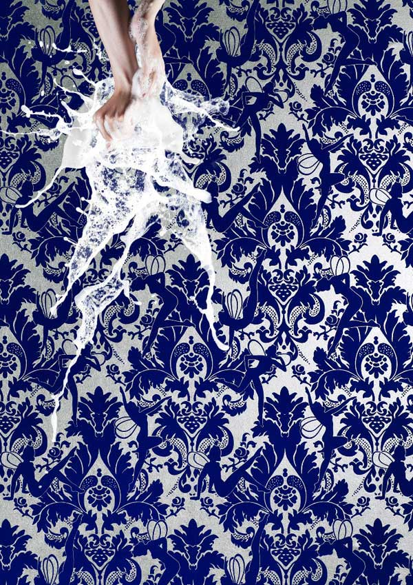 Whispers Wallpaper by Marcel Wanders