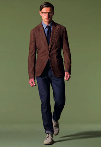 Мужские коллекции осень-зима 2010 от Hackett, Gloverall, D.S.Dundee, Barbour — Look At Me — Посты — поток «Мода»