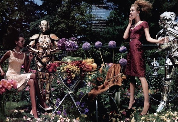 Мода и Стиль в работах 9ти мастеров фотографии — Look At Me — Посты — поток «Фотография»