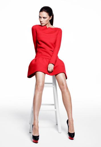 Victoria Beckham Dress Collection - Victoria Beckham Dress Line