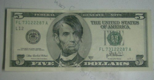 28 Awesomely Defaced Bills | Smosh
