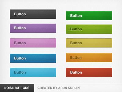 Noise Buttons by Arun Kurian - Designmoo