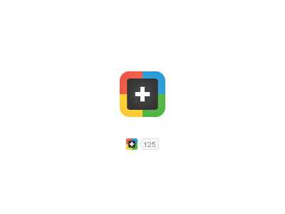 Google+ Icon by graphorce - Designmoo