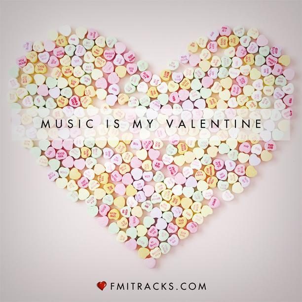 Music Is My Valentine (Playlist)