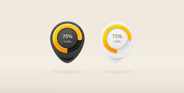 Progress pop up | Ui Parade – User Interface Design Inspiration