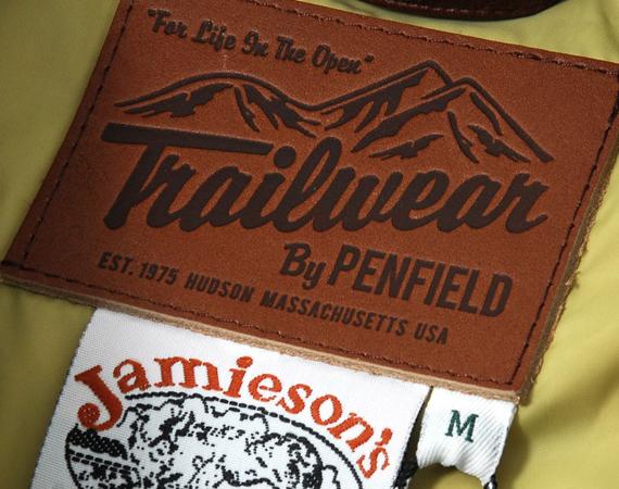 Penfield x Jamieson's – Gillman Vest | FreshnessMag.com