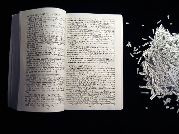 Everything but the Paper Cut: Eye-popping Ways Artists Use Paper | Fast Company