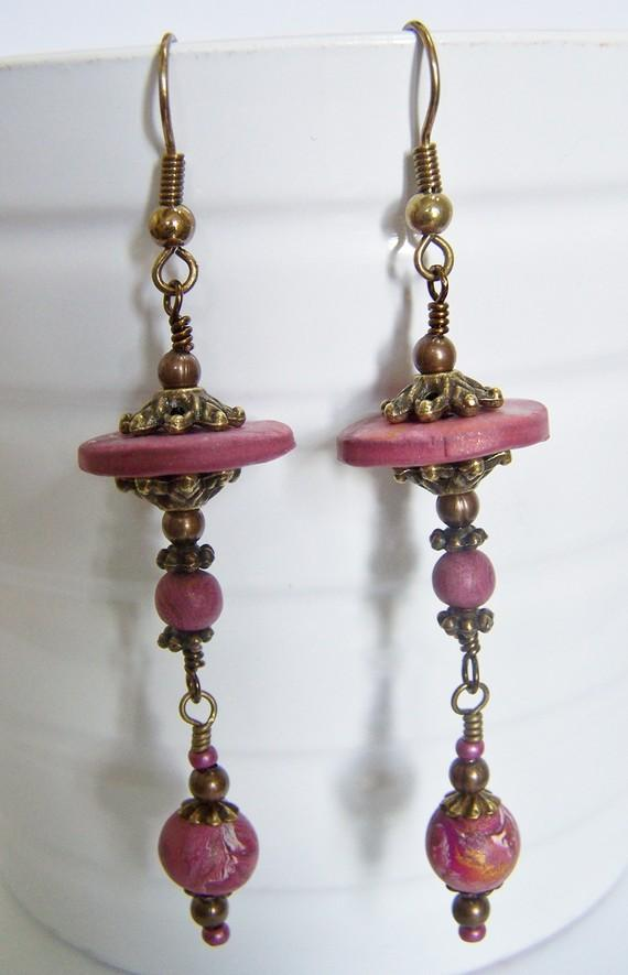 EarringsMadison by Fanceethat on Etsy