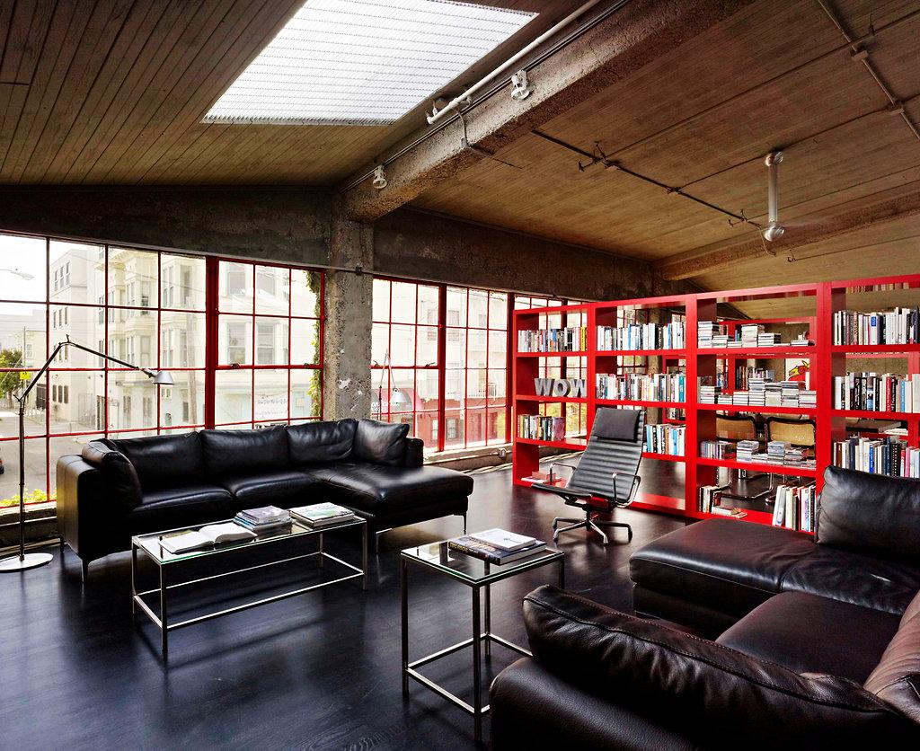 Old Warehouse Converted Into Fabulous Urban Home   1 Kind Design 1 Kindesign