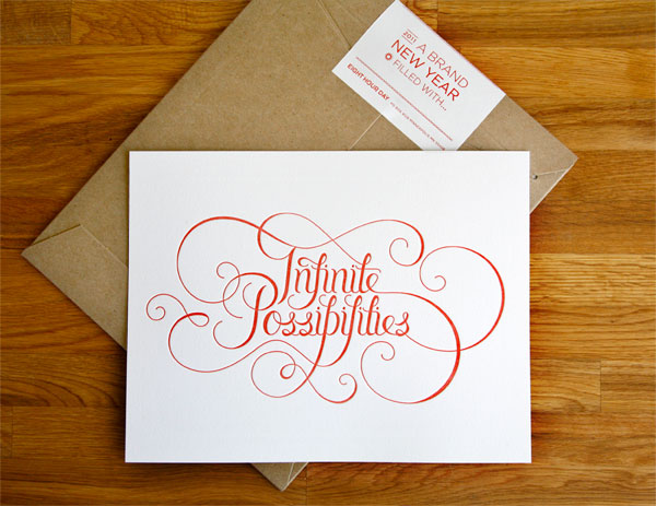 Eight Hour Day » Infinite Possibilities Print