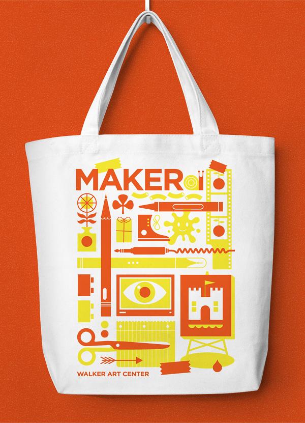 Eight Hour Day » Walker Art Center WAC Packs