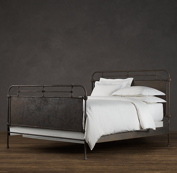 French Académie Iron Bed ($500-5000) - Svpply