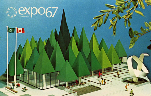 WANKEN - The Blog of Shelby White» Expo 67 + Designspiration