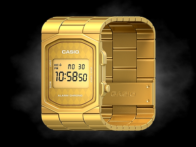 Casio iPhone Icon by Konstantin Datz