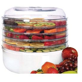 | homeMAX 5-Tray Electric Food Dehydrator | BY1101 | XS Cargo Brand name Close outs- Appliances | Kitchen Appliances