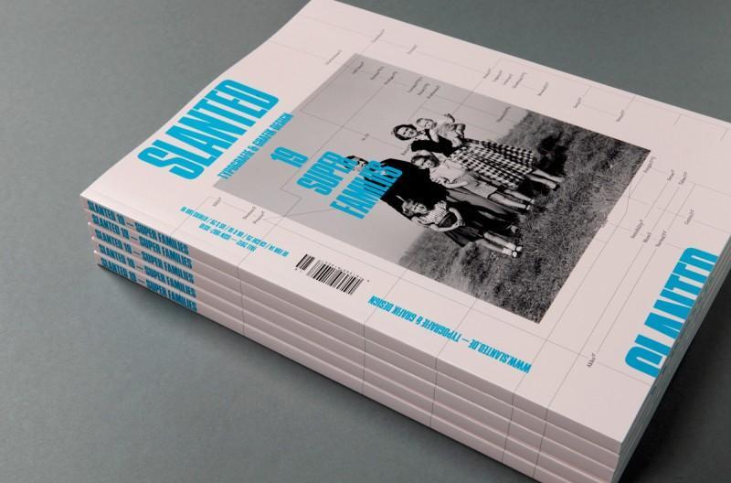 Slanted Magazin #19 – Super Families