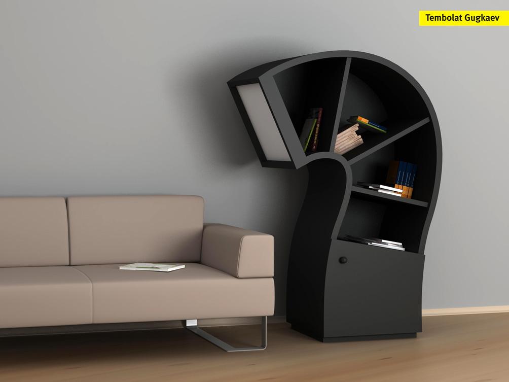 Tembolat Gugkaev - Furniture Design / Industrial Design / Object Design