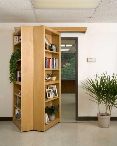 Hidden Bookcase - OpulentItems.com