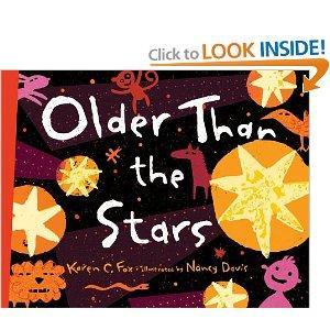 Older Than the Stars: Karen C. Fox, Nancy Davis: 9781570917882: Amazon.com: Books