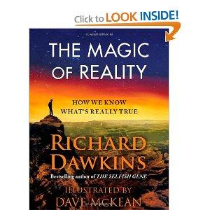 The Magic of Reality: How We Know What's Really True: Richard Dawkins, Dave McKean: 9781439192818: Amazon.com: Books