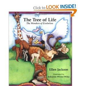 The Tree of Life: The Wonders of Evolution: Ellen Jackson, Judeanne Winter Wiley: 9781591022404: Amazon.com: Books