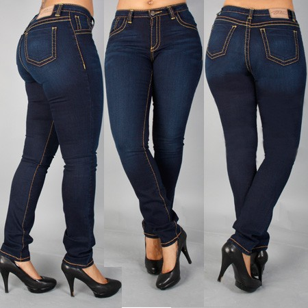JACKSON SKINNY LEG JEAN - X-Long Inseams - Jeans/Bottoms