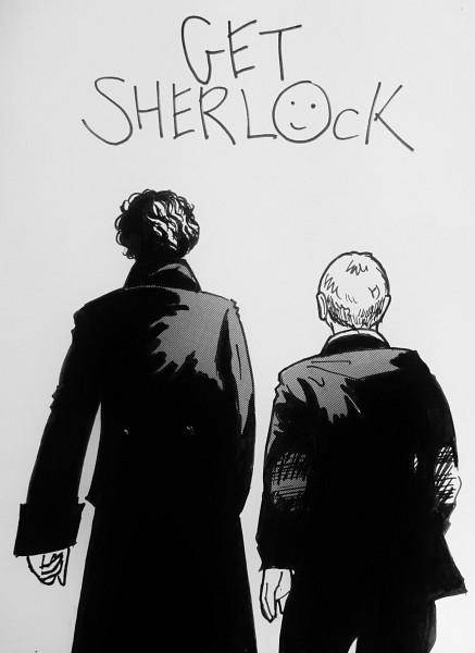 /Sherlock BBC/#1288845 - Zerochan