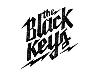 Designspiration — Dribbble - The Black Keys by Erick Montes