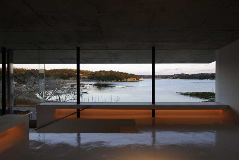 yamamori architect + associates: beach house