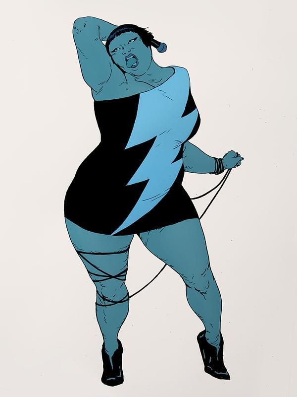 Comic Illustrations by Robert Sammelin |