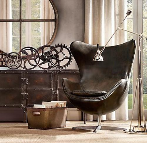 35 Interesting Industrial Interior Design Ideas | Shelterness ...