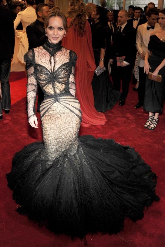 Met Ball 2011 Red Carpet: Best Dressed Stars Fete Alexander McQueen
