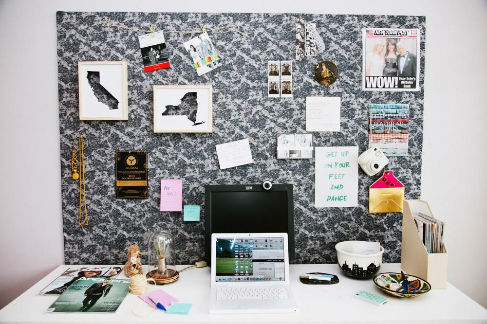 Desk Makeovers — LA Influencers' Office Spaces